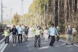 ドラマ『ハゲしわしわときどき恋』(1月2日放送)のミュジカルシーン(C)テレビ朝日