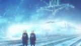 劇場版『新幹線変形ロボ シンカリオン 未来からきた神速のALFA-X』場面カット(C)プロジェクト シンカリオン・JR-HECWK/超進化研究所・The Movie 2019