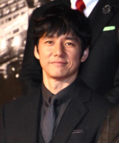 映画『サイレント・トーキョー』の製作発表会見に出席した西島秀俊 (C)ORICON NewS inc.