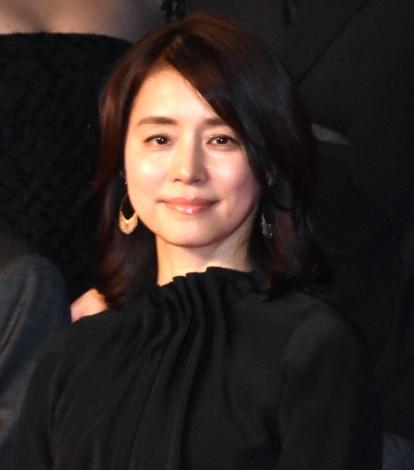 映画『サイレント・トーキョー』の製作発表会見に出席した石田ゆり子 (C)ORICON NewS inc.