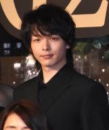 映画『サイレント・トーキョー』の製作発表会見に出席した中村倫也 (C)ORICON NewS inc.