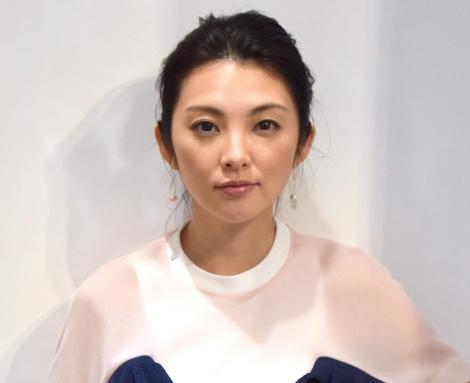 サムネイル 第1子出産を報告した田中麗奈 (C)ORICON NewS inc.