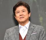 映画『風の電話』の完成披露試写会に登壇した三浦友和 (C)ORICON NewS inc.
