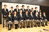 吉本坂46・2期生メンバーたち (C)ORICON NewS inc.