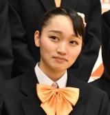 吉本坂46・2期生メンバーに決定した松浦景子 (C)ORICON NewS inc.