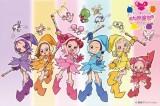 おジャ魔女どれみ20周年大感謝祭(カーニバル)プロジェクト、2020年1月8日スタート (C)東映アニメーション
