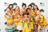 10人で「パプリカ」を披露したFoorin+Foorin team E(C)NHK