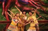 「パプリカ」を披露したFoorin=『ABUソングフェスティバルin東京〜アジア太平洋のスター競演〜』NHK総合で12月28日放送(C)NHK