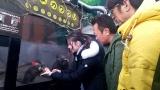 カオス動物園を再訪(C)テレビ東京