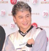 『第70回NHK紅白歌合戦』のリハーサルに参加したDA PUMP・KIMI (C)ORICON NewS inc.