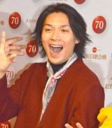 『第70回NHK紅白歌合戦』のリハーサルに参加した純烈・白川裕二郎 (C)ORICON NewS inc.