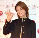 『第70回NHK紅白歌合戦』のリハーサルに参加した氷川きよし (C)ORICON NewS inc.