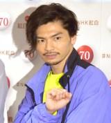 『第70回NHK紅白歌合戦』のリハーサルに参加したDA PUMP・U-YEAH (C)ORICON NewS inc.
