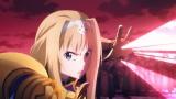 『ソードアート・オンライン アリシゼーション War of Underworld』第12話の場面カット(C)2017 川原 礫/KADOKAWA アスキー・メディアワークス/SAO-A Project
