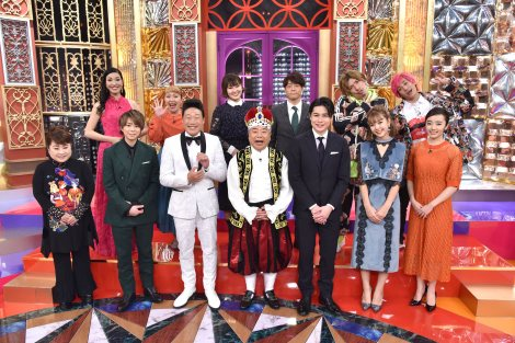 1月2日放送『出川哲朗の恥の王様〜恥の数だけ人生は豊かになる〜』 (C)TBS・MBS