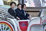 TCKグランプリレース『第65回東京大賞典(GI)』トークショーの模様 (C)ORICON NewS inc.