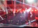 『第70回NHK紅白歌合戦』のリハーサルを行った欅坂46 (C)ORICON NewS inc.