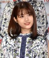 『第70回NHK紅白歌合戦』の囲み取材に参加した松村沙友理 (C)ORICON NewS inc.
