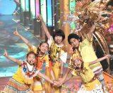 『第61回輝く!日本レコード大賞』最優秀賞を受賞したFoorin(C)ORICON NewS inc.