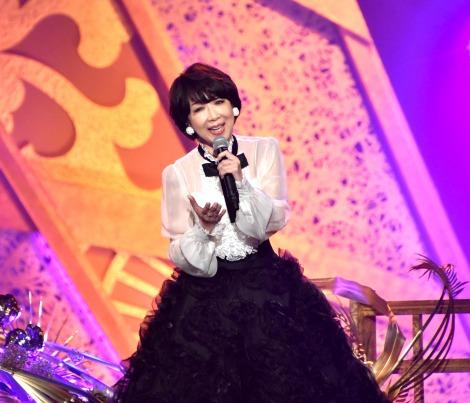 『第61回輝く!日本レコード大賞』に出演した伊藤蘭 (C)ORICON NewS inc.