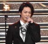 『第61回輝く!日本レコード大賞』に登場した亀梨和也 (C)ORICON NewS inc.
