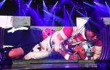 『第70回NHK紅白歌合戦』でパフォーマンスを披露したLittle Glee Monster (C)ORICON NewS inc.