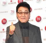 『第70回NHK紅白歌合戦』の囲み取材に参加した五木ひろし (C)ORICON NewS inc.