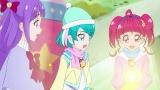 アニメ『スター☆トゥインクルプリキュア』第46話の場面カット(C)ABC-A・東映アニメーション
