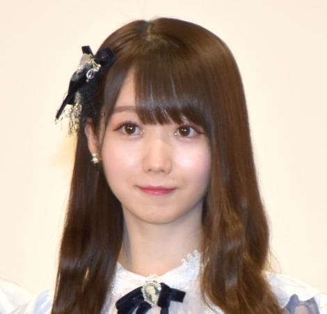 =LOVEの6thシングル「ズルいよ ズルいね」リリース記念イベントに出席した大谷映美里 (C)ORICON NewS inc.