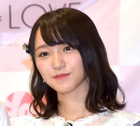 =LOVEの6thシングル「ズルいよ ズルいね」リリース記念イベントに出席した野口衣織 (C)ORICON NewS inc.