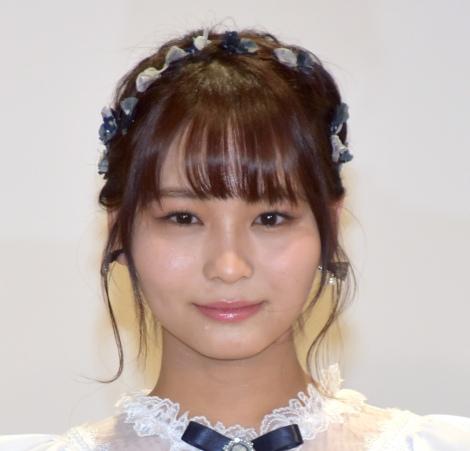 =LOVEの6thシングル「ズルいよ ズルいね」リリース記念イベントに出席した大場花菜 (C)ORICON NewS inc.