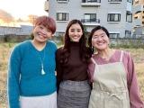 (左から)ガンバレルーヤ・まひる、新木優子、ガンバレルーヤ・よしこ(写真は公式ブログより)