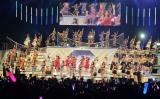 新春ツアーで新年の幕開けを華々しく飾った、ハロー!プロジェクトのメンバー (C)ORICON NewS inc.