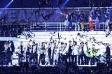LDH初の年越しライブに8万人熱狂