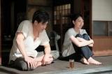 連続テレビ小説『スカーレット』第13週・第73回より。すい臓を患い、余命宣告を受ける常治(北村一輝)(C)NHK