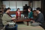 連続テレビ小説『スカーレット』第13週・第76回より。東京で働く直子(桜庭ななみ)が帰ってくるが…(C)NHK