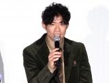 『氷艶hyoen2019−月光りの如く−』トークショー&先行上映会に出席した高橋大輔選手 (C)ORICON NewS inc.