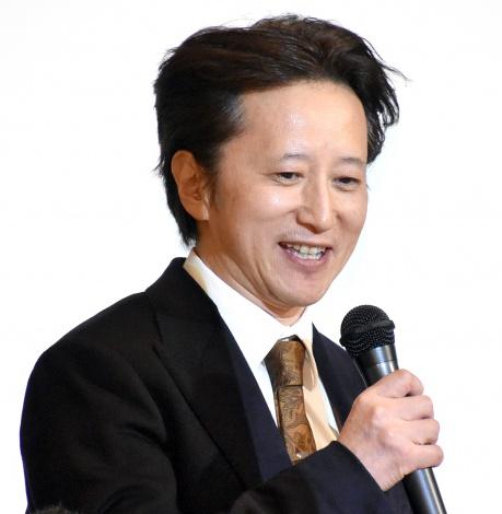 『東京2020公式アートポスター展』のオープニングセレモニーに出席した荒木飛呂彦氏 (C)ORICON NewS inc.