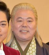 『三山ひろし特別公演』舞台公開後取材に出席したほんこん (C)ORICON NewS inc.