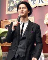 劇場版『KING OF PRISM ALL STARS -プリズムショー☆ベストテン-』完成披露舞台あいさつに登壇した武内駿輔 (C)ORICON NewS inc.