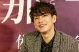 佐藤健、6年ぶりの台湾で主演作PR