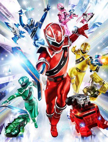 2020年、キラキラ輝く戦隊が誕生! シリーズ44作目は『魔進戦隊キラメイジャー』テレビ朝日系で3月8日スタート(C)2020 テレビ朝日・東映AG・東映