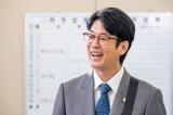マルオースーパー臨時特任社員として本社に帰ってくる秋津渉(唐沢寿明)(C)テレビ東京
