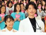 (左から)上白石萌音、佐藤健 (C)ORICON NewS inc.