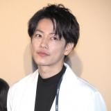 ドラマ『恋はつづくよどこまでも』の舞台あいさつに参加した佐藤健 (C)ORICON NewS inc.