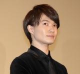 映画『ラストレター』レッドカーペットイベントに登場した神木隆之介 (C)ORICON NewS inc.