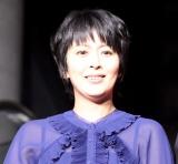 映画『ラストレター』レッドカーペットイベントに登場した松たか子 (C)ORICON NewS inc.
