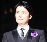 映画『ラストレター』レッドカーペットイベントに登場した福山雅治 (C)ORICON NewS inc.