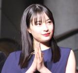 映画『ラストレター』レッドカーペットイベントに登場した広瀬すず (C)ORICON NewS inc.