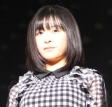 映画『ラストレター』レッドカーペットイベントに登場した森七菜 (C)ORICON NewS inc.
